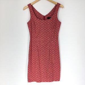 Express 7/8 Dress Mini Sheath Bodycon Stretch